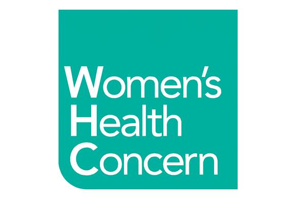 Women's Health Concern Logo