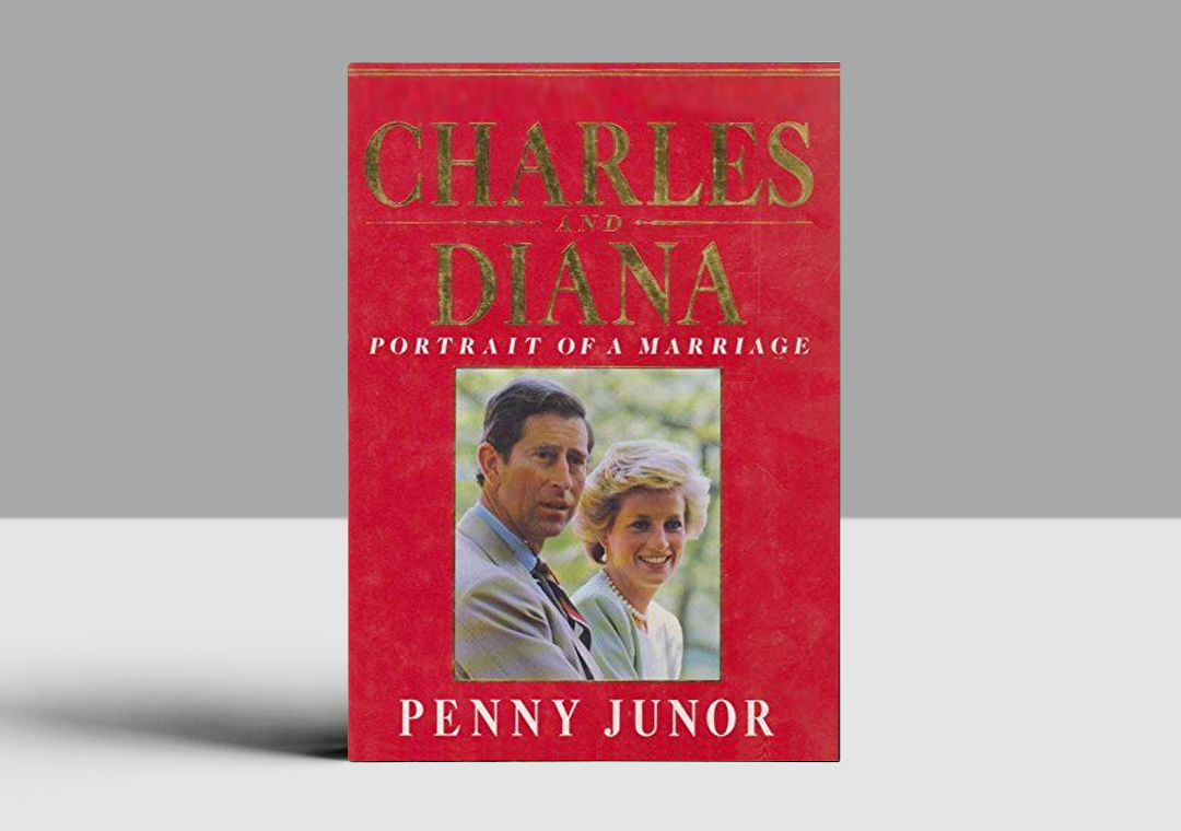 Charles and Diana – Portrait of a Marriage (Penny Junor)