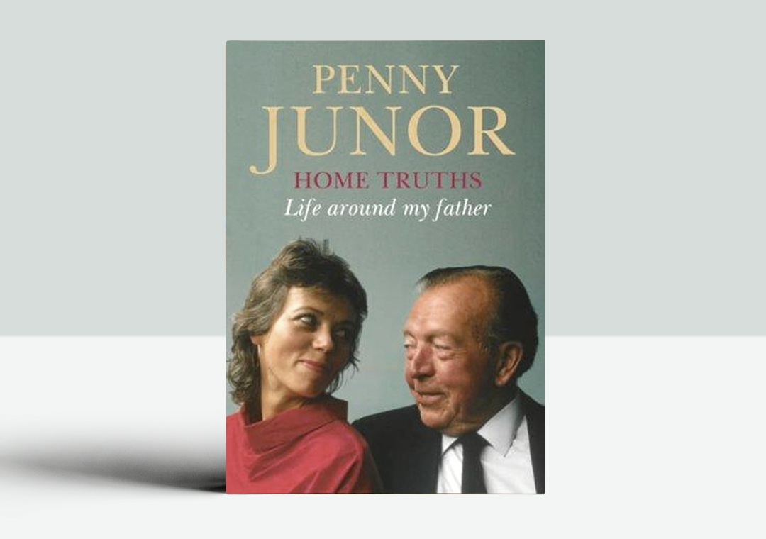 Home Truths – Penny Junor