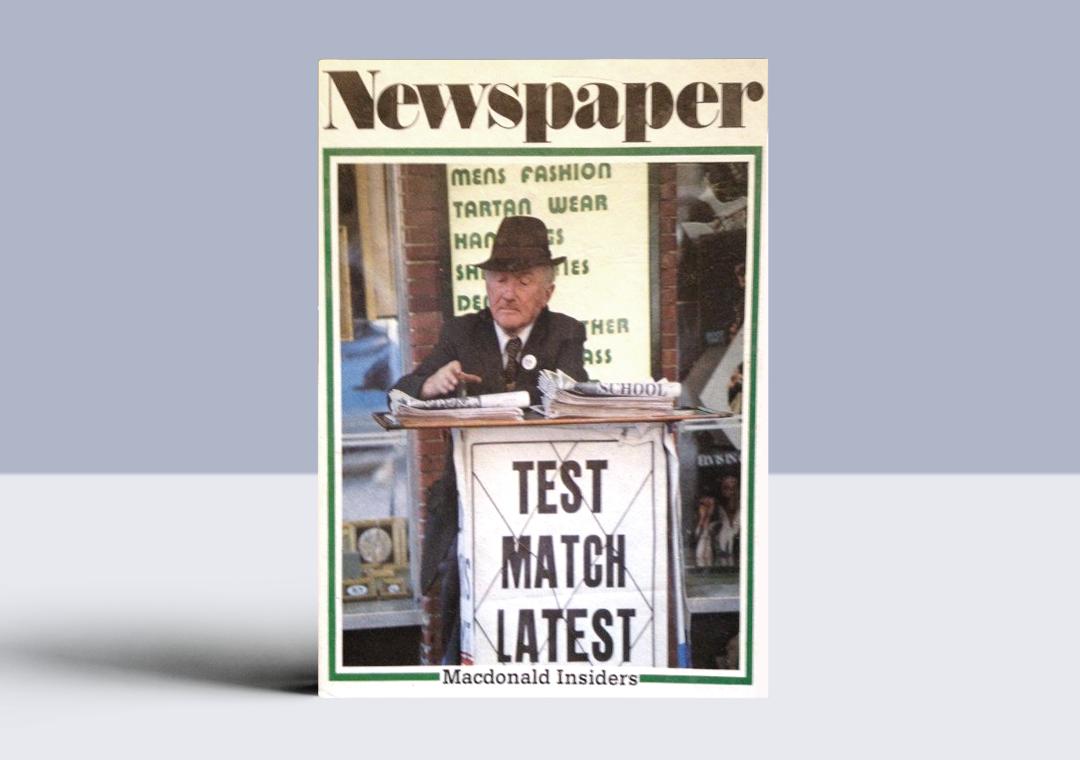 Newspaper, Penny Junor