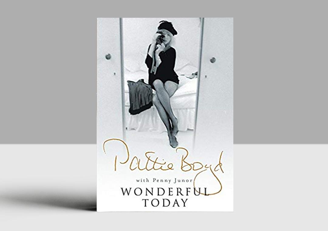 Patty Boyd – Wonderful Today (Penny Junor)