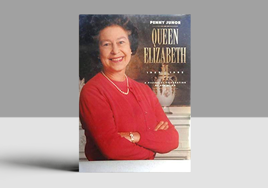 Queen Elizabeth II – A Pictorial Celebration of her Reign (Penny Junor)