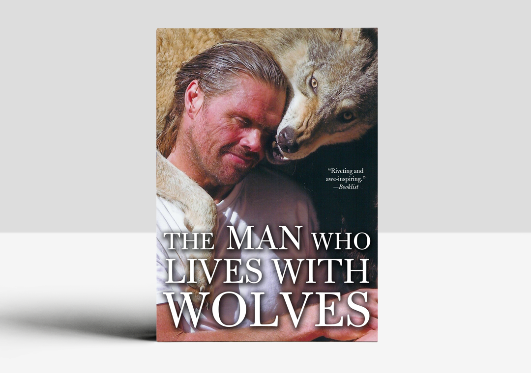 The Man Who Lives with Wolves, with Shaun Ellis (Penny Junor)